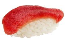 Tuna sushi-maguro Stock Images