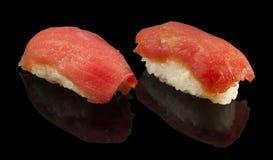 Free Tuna Sushi Nigiri Royalty Free Stock Photography - 59619877