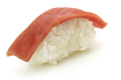 Tuna sushi Stock Photo
