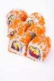 Tuna Sushi Roll Fotos de archivo