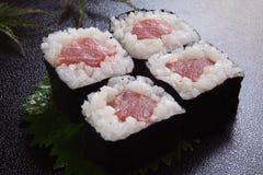 Tuna sushi Royalty Free Stock Photography