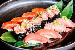 Tuna sushi Stock Photo