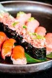 Tuna sushi Stock Image