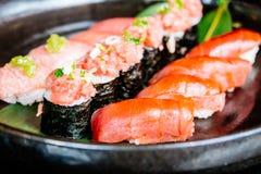 Tuna sushi Royalty Free Stock Image