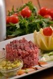 Tuna tartar Royalty Free Stock Images