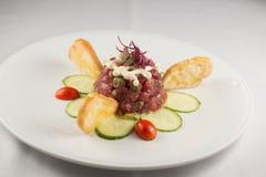 Tuna tartare Stock Photos