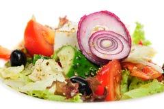Tuna and vegetable salad Stock Photography