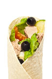 Tuna wrap Royalty Free Stock Images