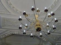 TUNBRIDGE-BRUNNAR, KENT/UK - JANUARI 5: Inre av församlingen Ch Royaltyfria Bilder