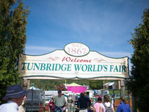Tunbridge World's Fair Stock Images
