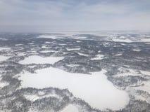Tundra ártica fotos de archivo