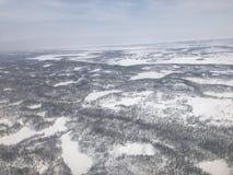 Tundra ártica foto de archivo libre de regalías
