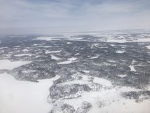 Tundra ártica imagenes de archivo