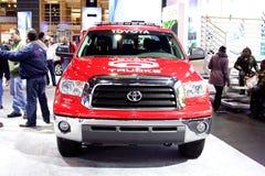 Tundra de Toyota foto de stock