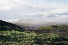 Tundra em Kamchatka Foto de Stock Royalty Free