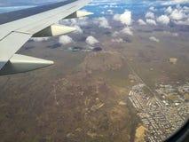 Tundra islandese dall'aria immagini stock