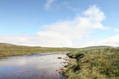 Tundra Landscape Stock Photos