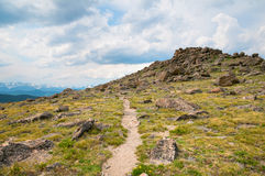 Tundra Trail Stock Images