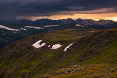 Tundra View Royalty Free Stock Images