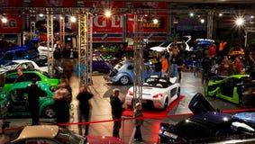 Tuned cars Stock Photos