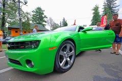 Tuned Chevrolet Royalty Free Stock Photo