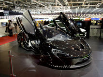 Tuned McLaren P1 at Geneva 2014 Stock Images