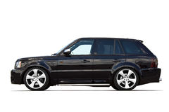 Tuned SUV Stock Photography