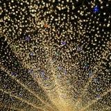 tunel światła Zdjęcie Royalty Free
