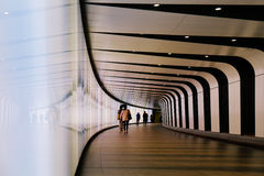 tunel światła Obraz Royalty Free