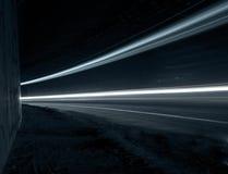Tunel дороги стоковая фотография rf