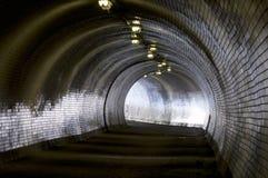 tunel Fotografia Stock