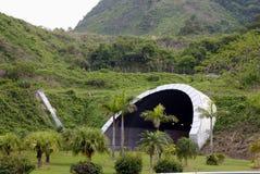Tunel Stockfoto