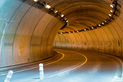 Tunel Royalty Free Stock Image