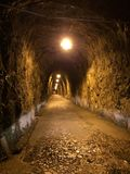 Tunel de Conservatoria Royalty Free Stock Photography