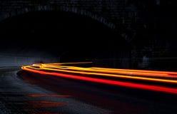 Tunel della strada Immagine Stock Libera da Diritti