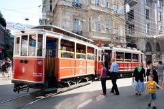 Tunel, Estambul Foto de archivo