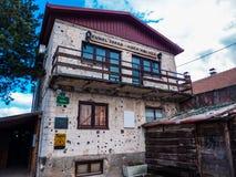 Tunel nadzieja, Sarajevo Obraz Royalty Free