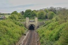 Tunel przy Clayton Zdjęcia Stock