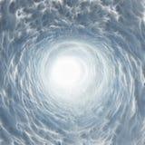tunel światła Obrazy Royalty Free