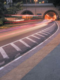 Tunelowy Nove De Julho Zdjęcie Stock