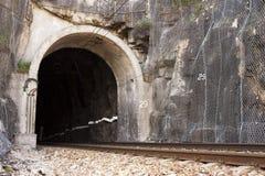 Tunelowy portal Zdjęcia Stock
