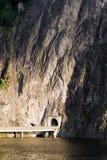 tunelowy vidraru zdjęcia royalty free