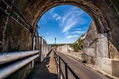 Tunelowy widok Zdjęcie Stock