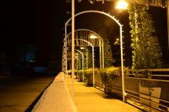 Tunelu światło fotografia royalty free