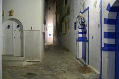 Tunesië Hammamet Royalty-vrije Stock Afbeeldingen