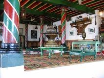 Tunesië Sidi Bovengenoemde Bou Stock Afbeelding