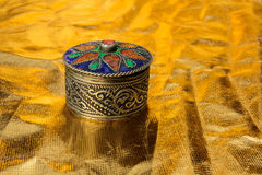 Tunesian jewel case Royalty Free Stock Photography