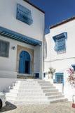 Tunesien-Kappe Bon Lizenzfreie Stockfotos
