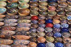 Tunesien-Markt Stockfotos
