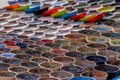 Tunesien-Markt Lizenzfreies Stockfoto